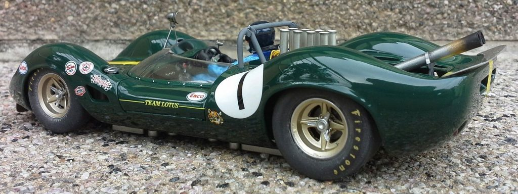 Lotus 40 Can-Am