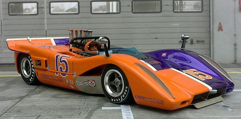 McLar. M8C Can-Am